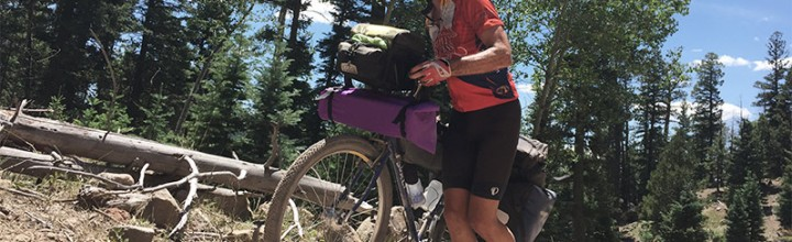 Man Bike World Pt. 1 – Russ McCoy on bears, bikes and his approaching Great Divide tour.