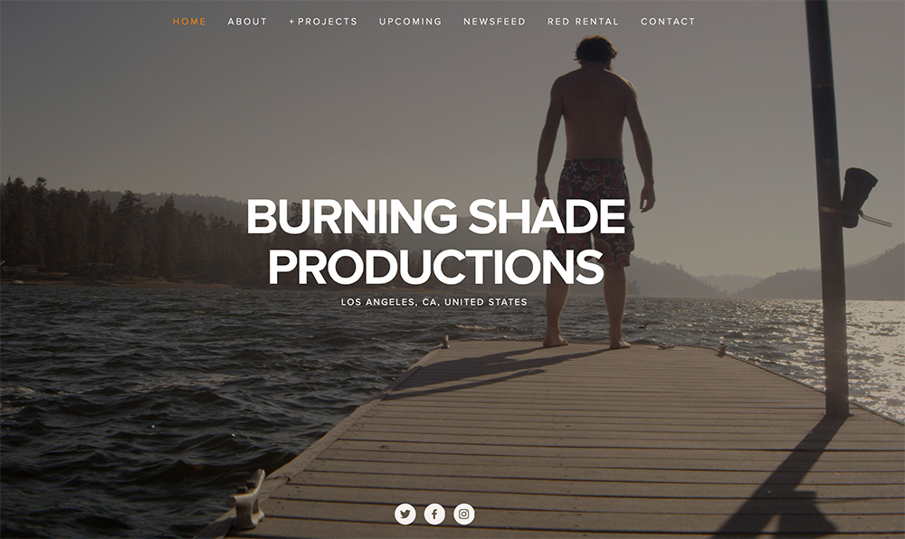 Burning Shade Productions